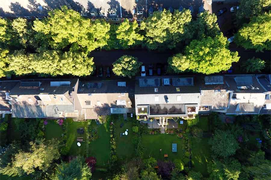 Luftbild Aachen